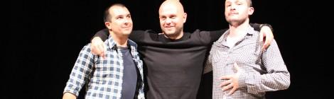 Тук е Така – стендъп комедия с Иван Кирков, Никола Тодороски и Васил Ножаров